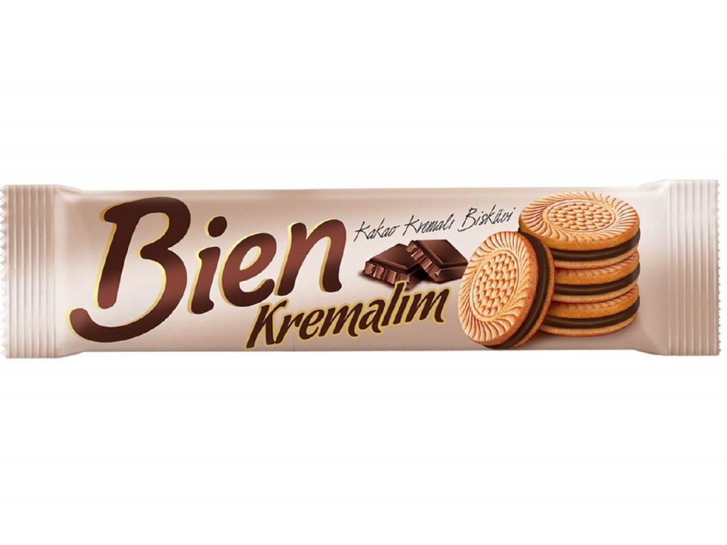 Bien Kremalim  sušenka s kakaovým krémem 75g