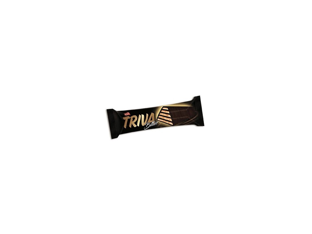 Triva 30g bitter hořká čokoláda