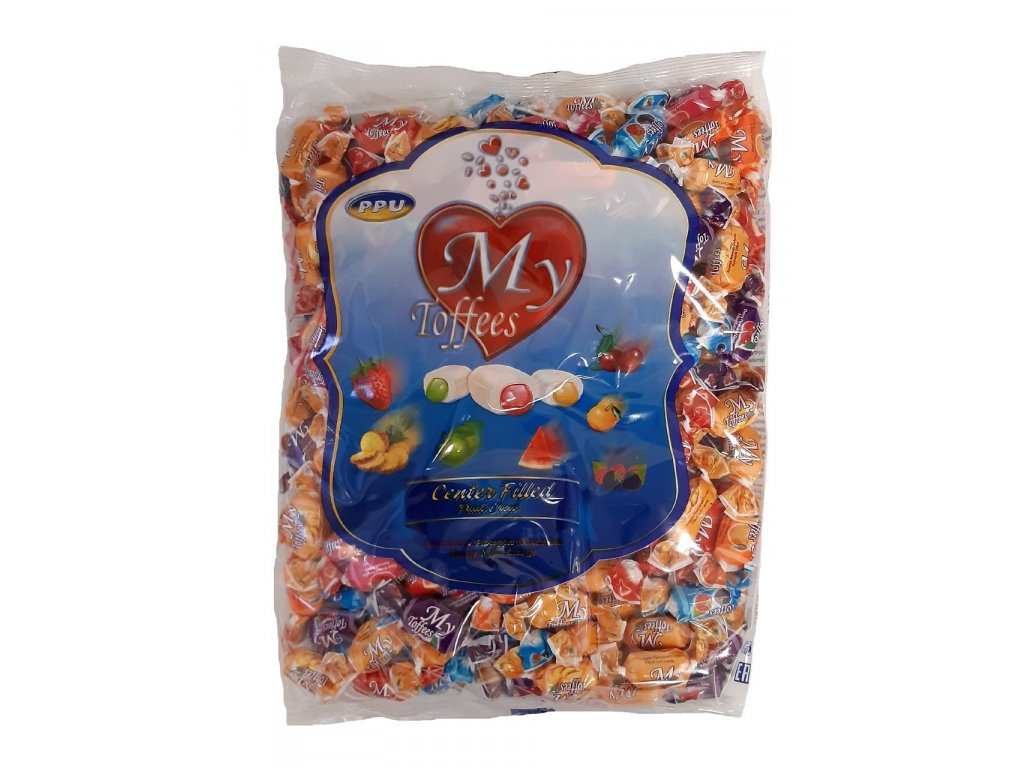 MY TOFFEES 1000g mix