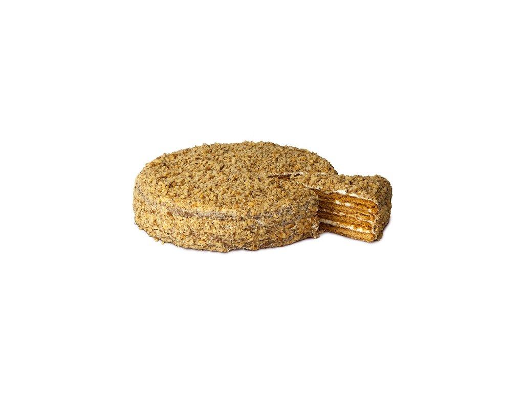 Ořechový medovník Prémium 1720 g