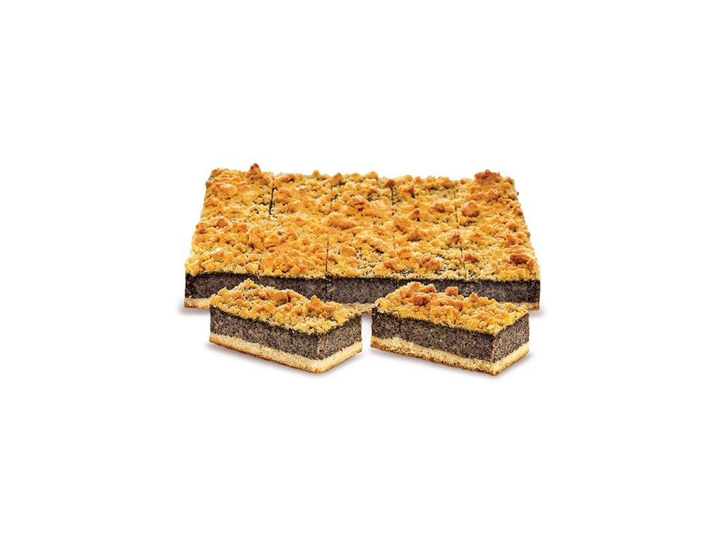 Makový koláč s drobenkou 2800 g