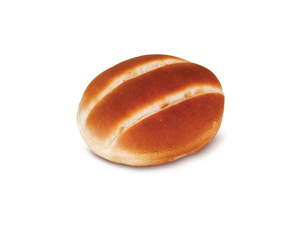 Bulka půlená bramborová maxi hamburger ø 12 cm 24 x 90 g