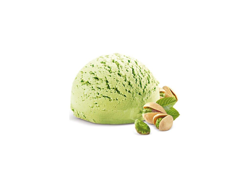 Pistáciová zmrzlina vana Prima 2 x 2,2 l celkem 4,4 litru. -