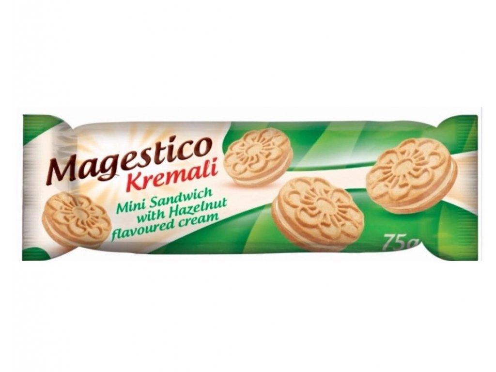 Magestico Kremali 75g oříškové