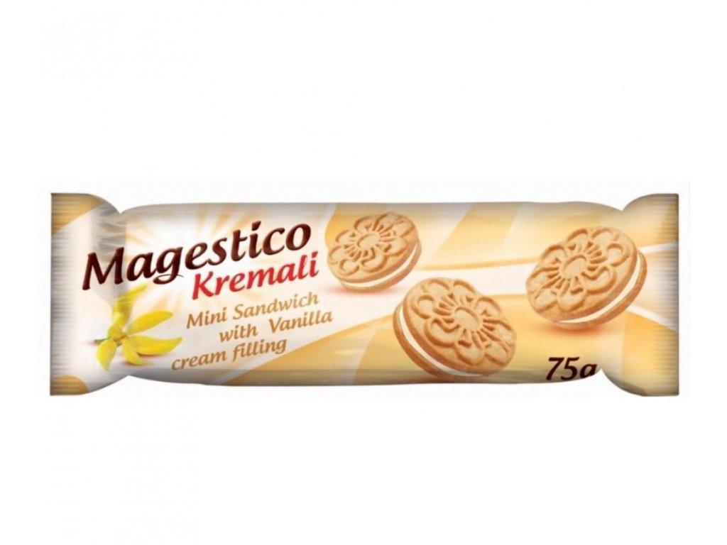 Magestico Kremali 75g vanilkové