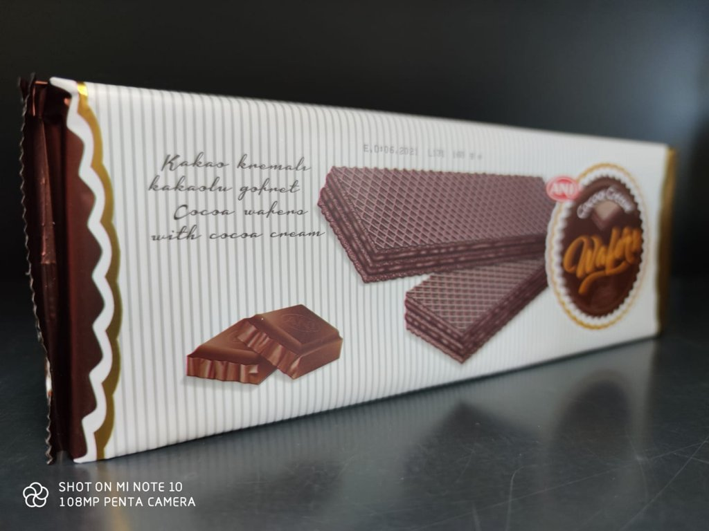 Ani Wafers - kakao  160g