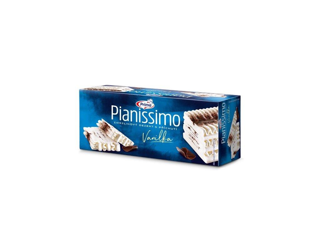 Pianissimo vanilka  800 ml