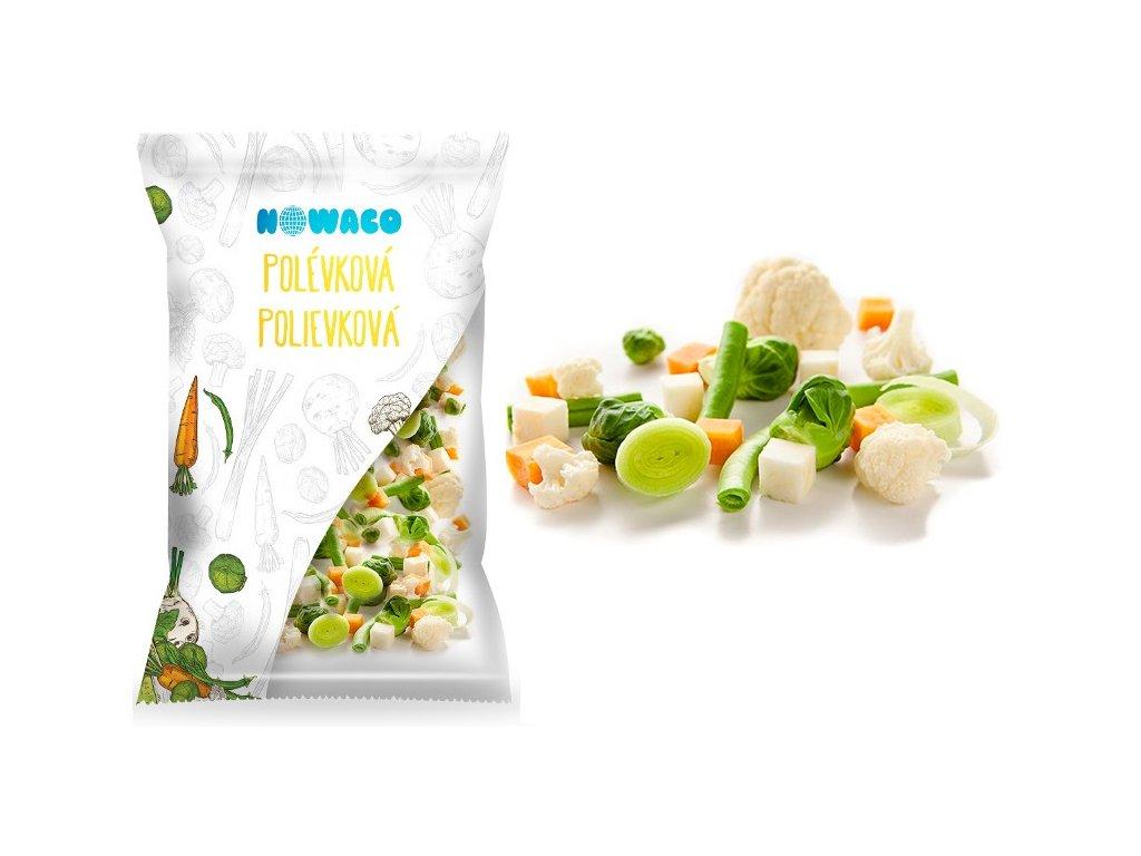 Polévková zeleninová směs Nowaco 2,5 kg