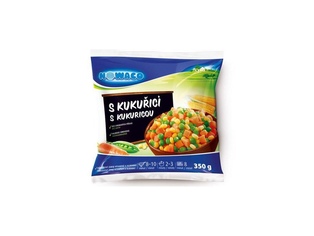 Zeleninová směs s kukuřicí Nowaco 350 g