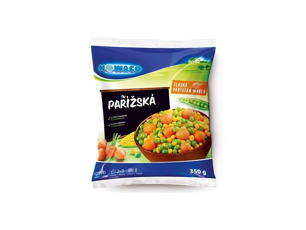 Pařížská zeleninová směs Nowaco  350 g