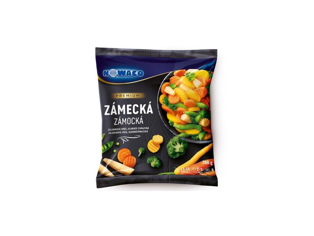Zámecká zeleninová směs Nowaco Premium  350 g