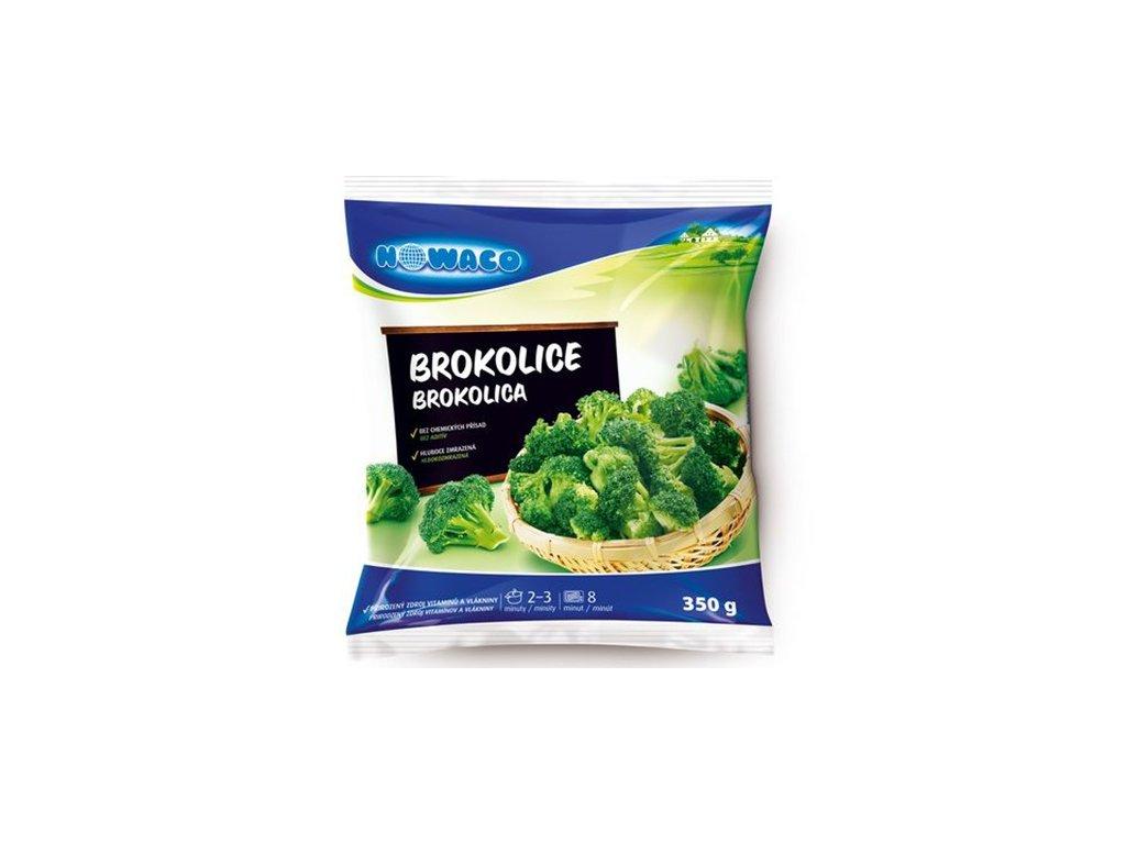 Brokolice růžičky Nowaco  350 g