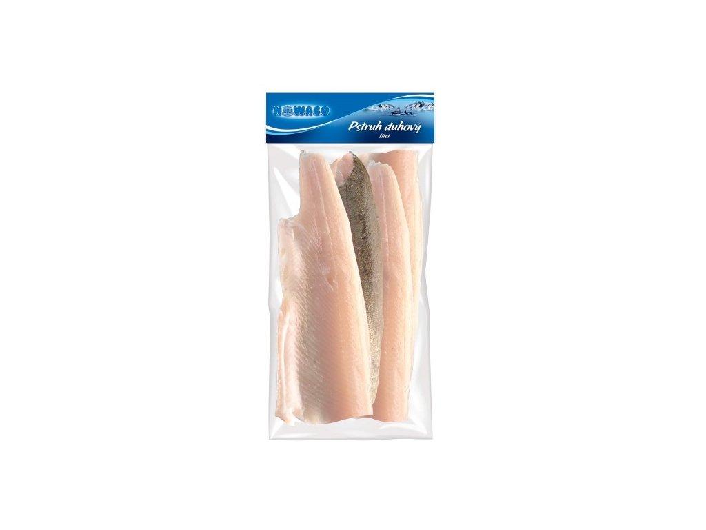 Pstruh filet s kůží Nowaco 400 g