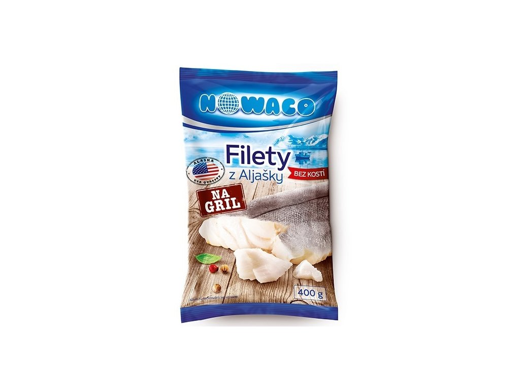 Filety na gril Nowaco  400 g