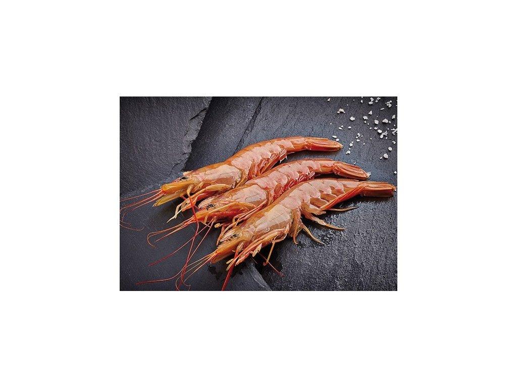 Krevety červené argentinské L1 10/20 ks/kg 2 kg