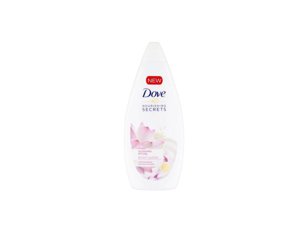 Dove sprchový gel Rozjasňující Rituál Lotos 250ml