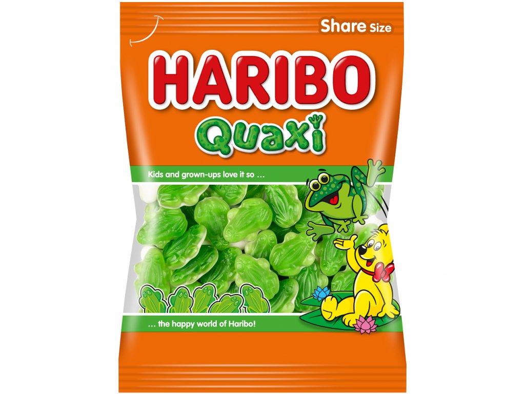 Haribo Quaxi želé cukrovinky s ovocnou příchutí s pěnovým cukrem 100g