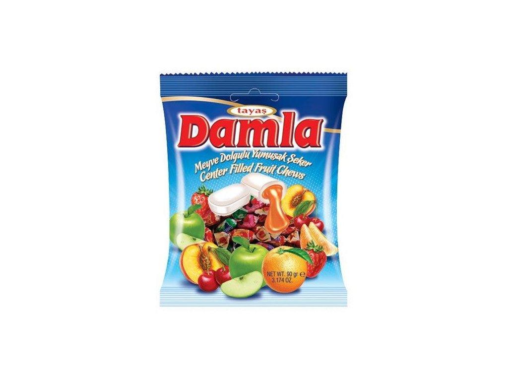 Tayas Damla 90g Ovocný mix