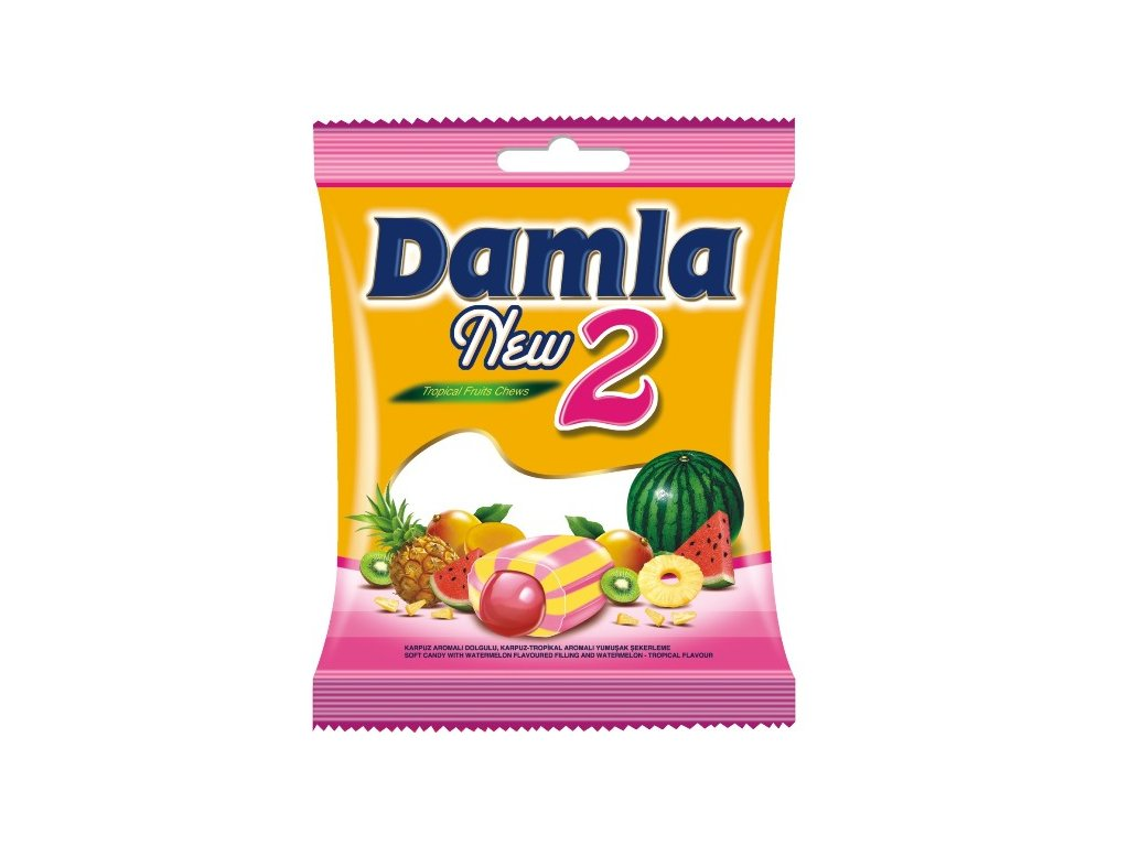 Tayas Damla 90g New 2 Meloun