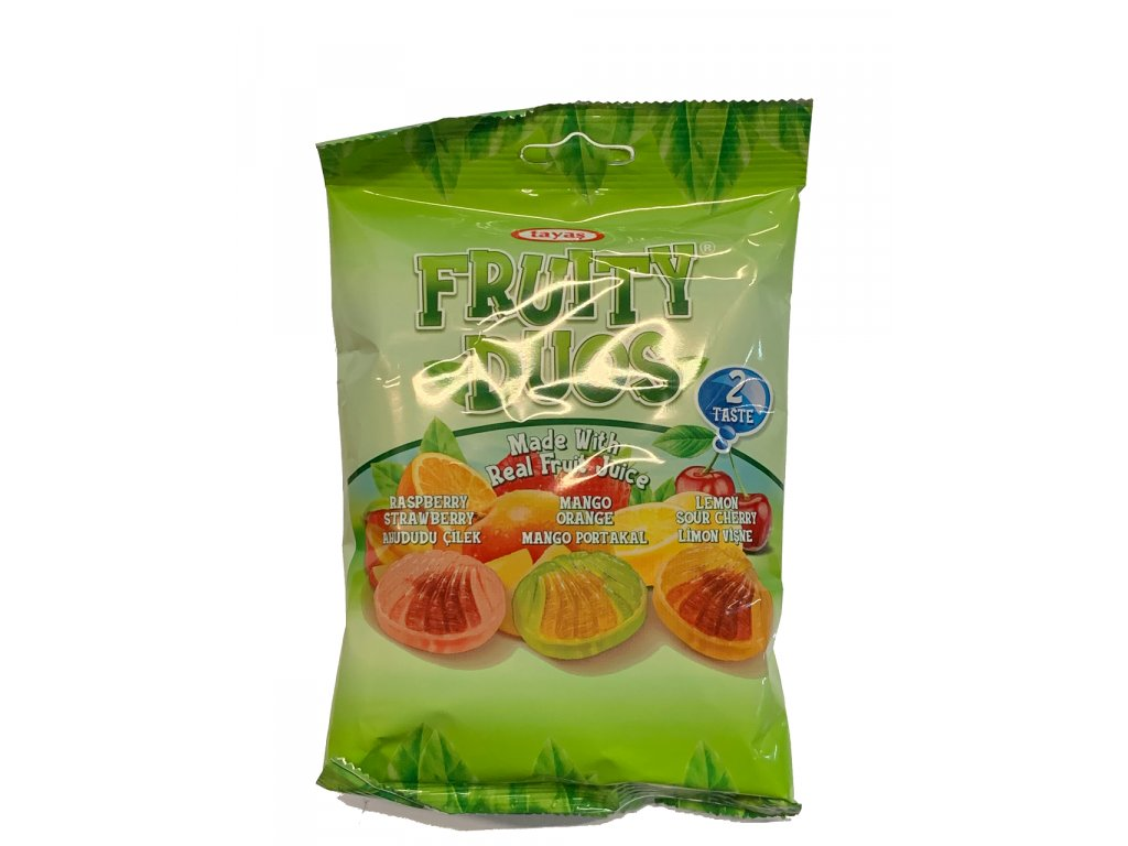 Tayas Fruity Duos 90g