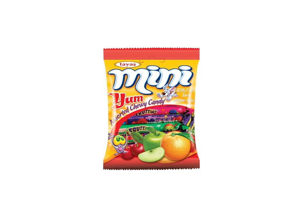 Tayas Mini Yum 170g Ovocný Mix