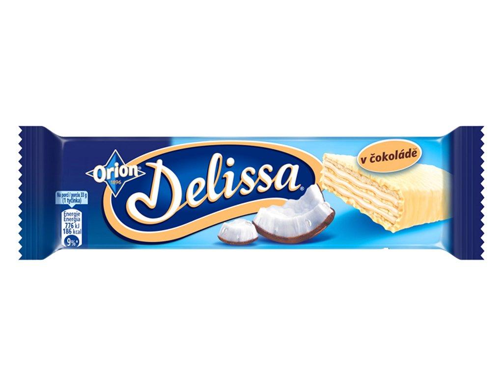 DELISSA Kokosová 33g