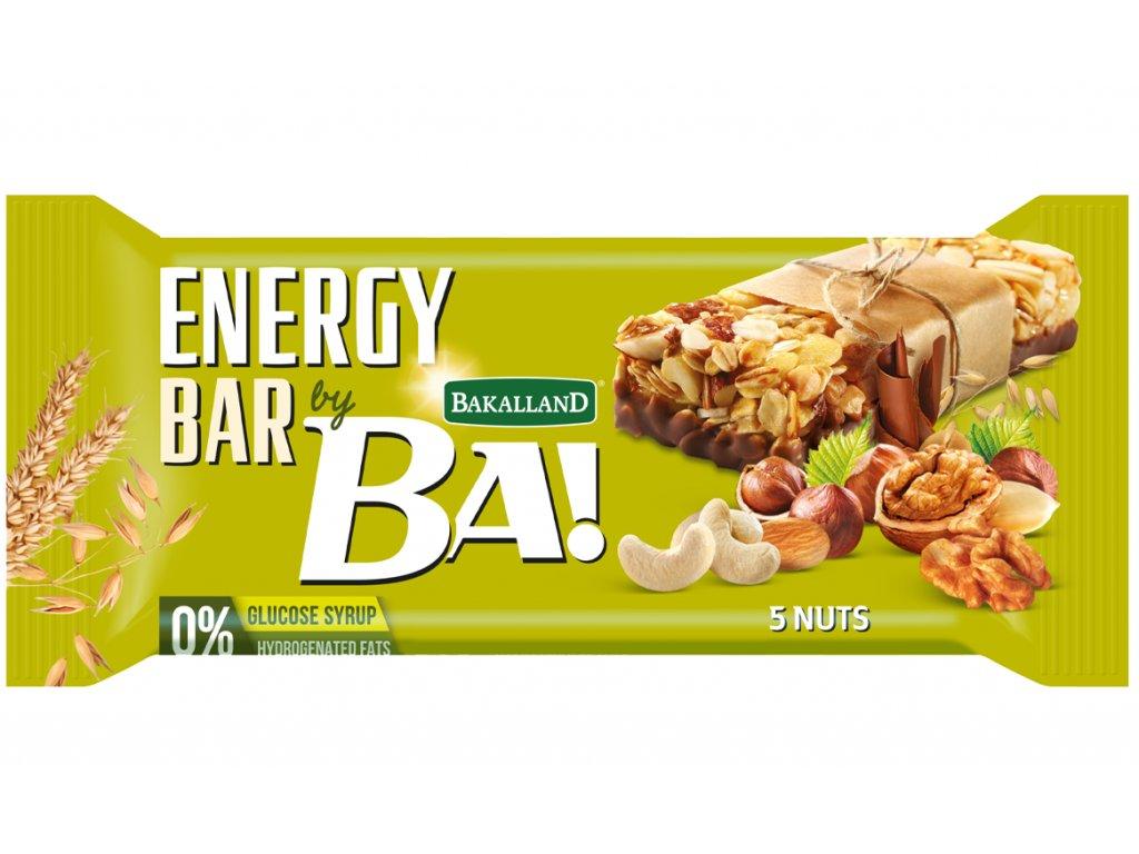 BA! 5 Nuts 40g