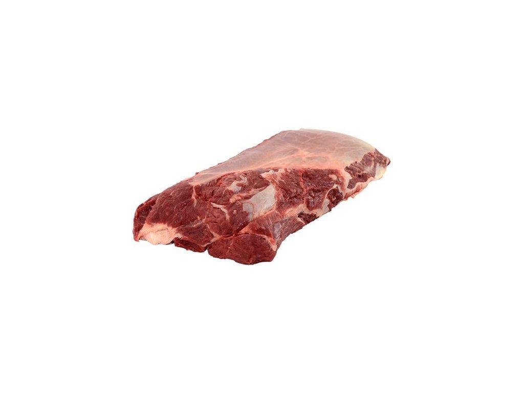 Hovězí loupaná plec kráva balení cca 2,2 Kg