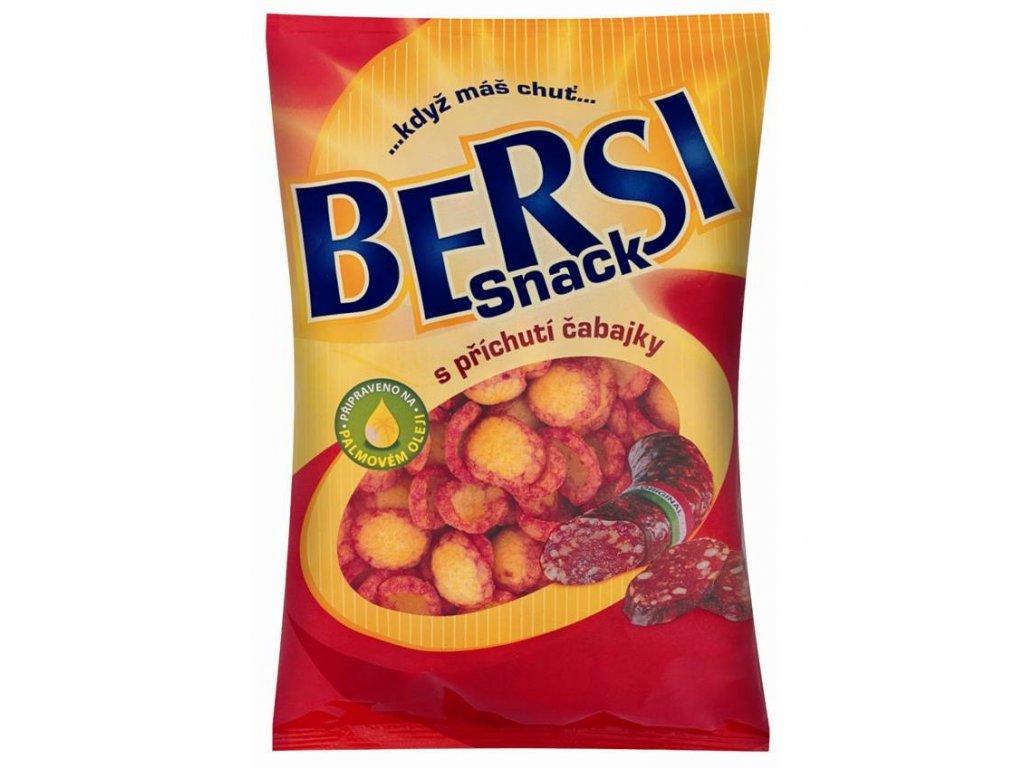 BERSI Snack s příchutí Čabajky 60g