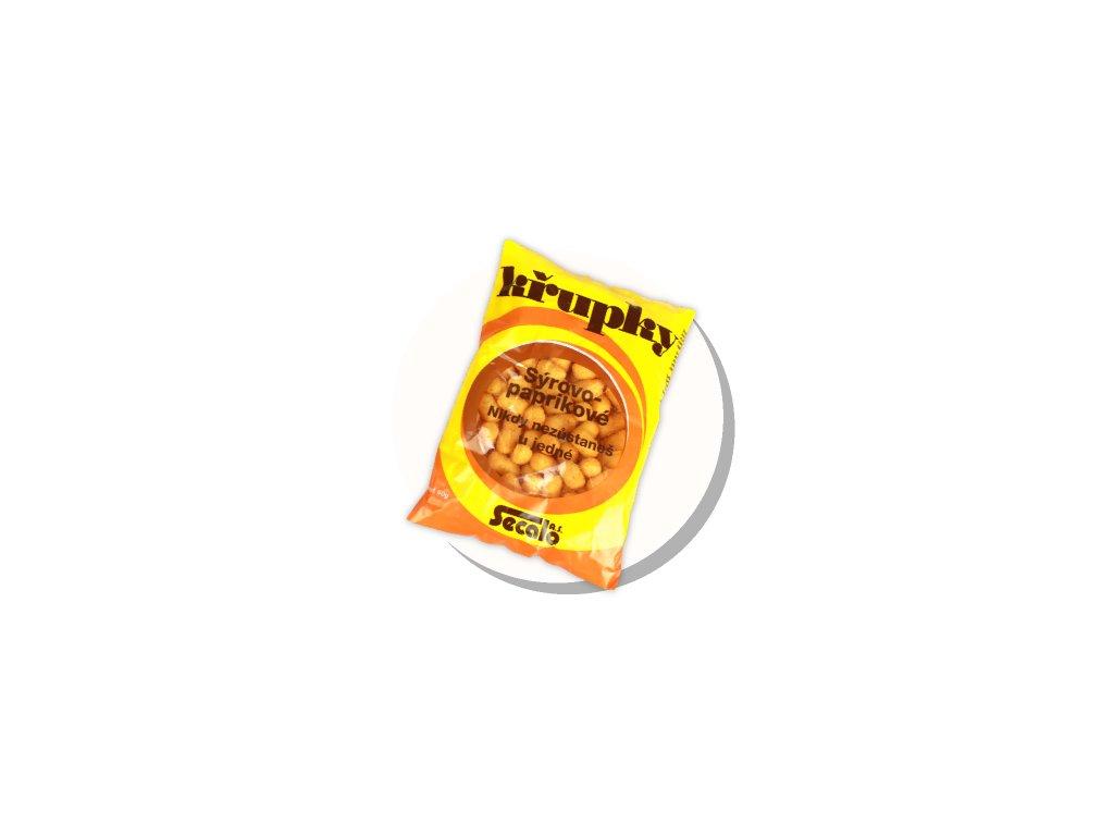Sýrovo-paprikové 60g
