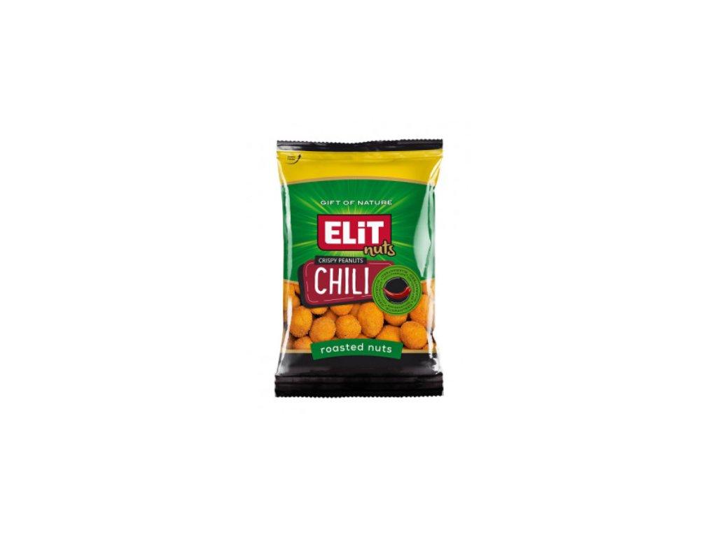 ELIT Arašídové Chipsy 70g Chilli