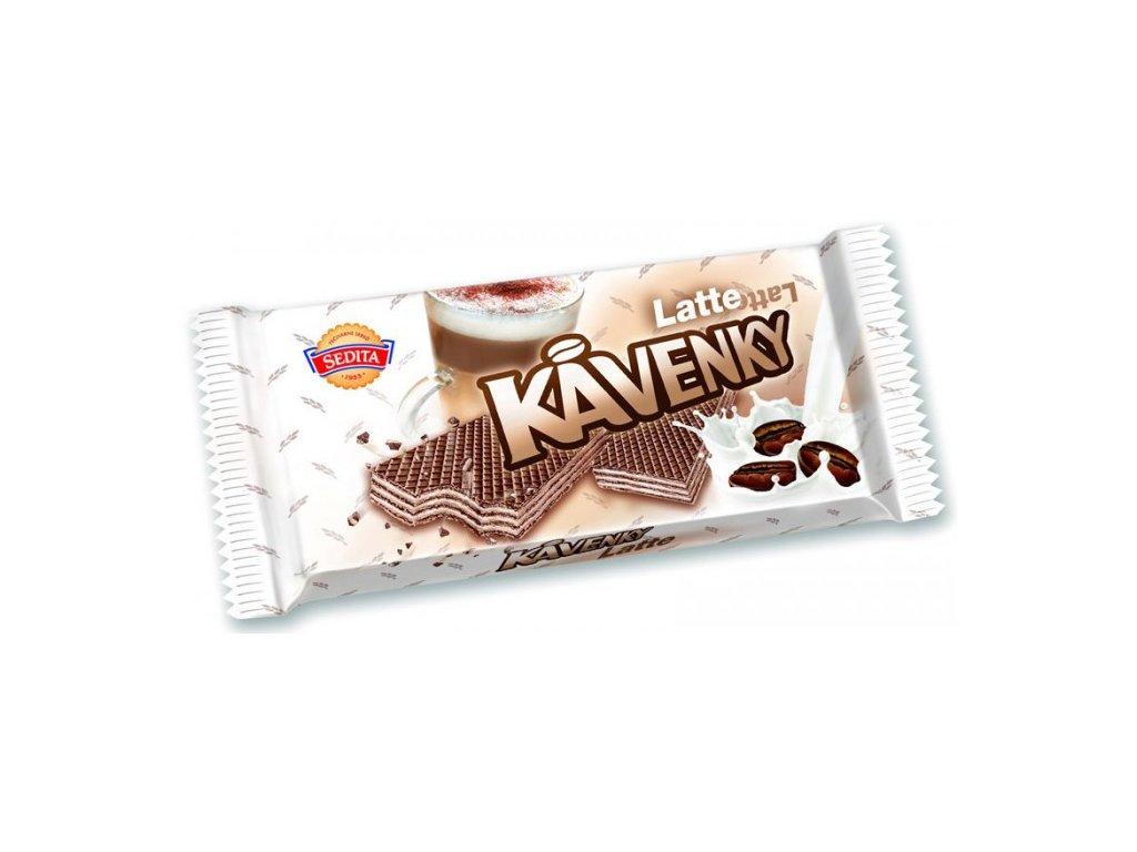 KÁVENKY 50g Latte