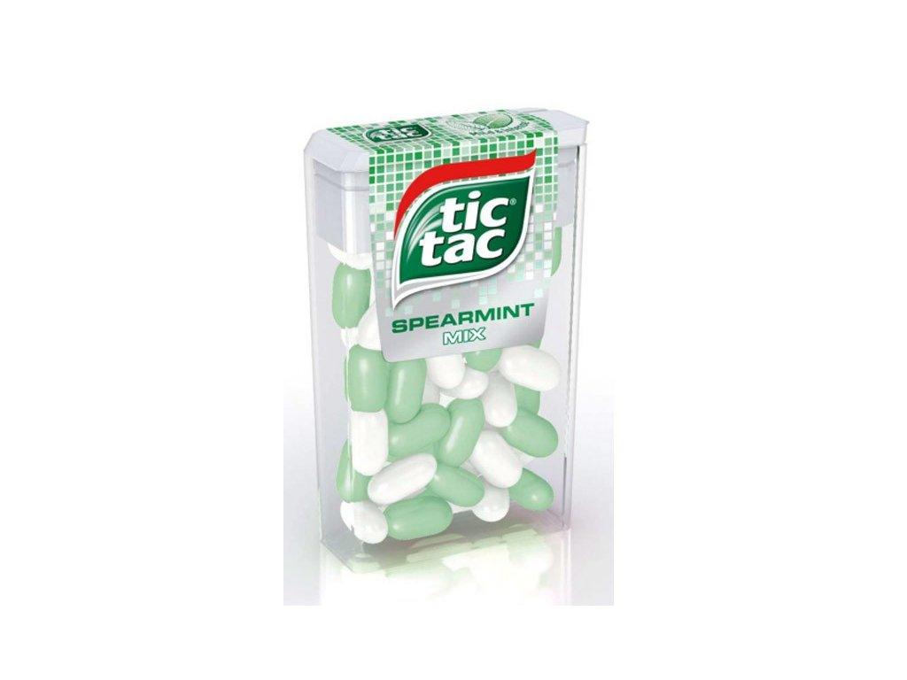 Tic Tac 18g Spearmint Mix