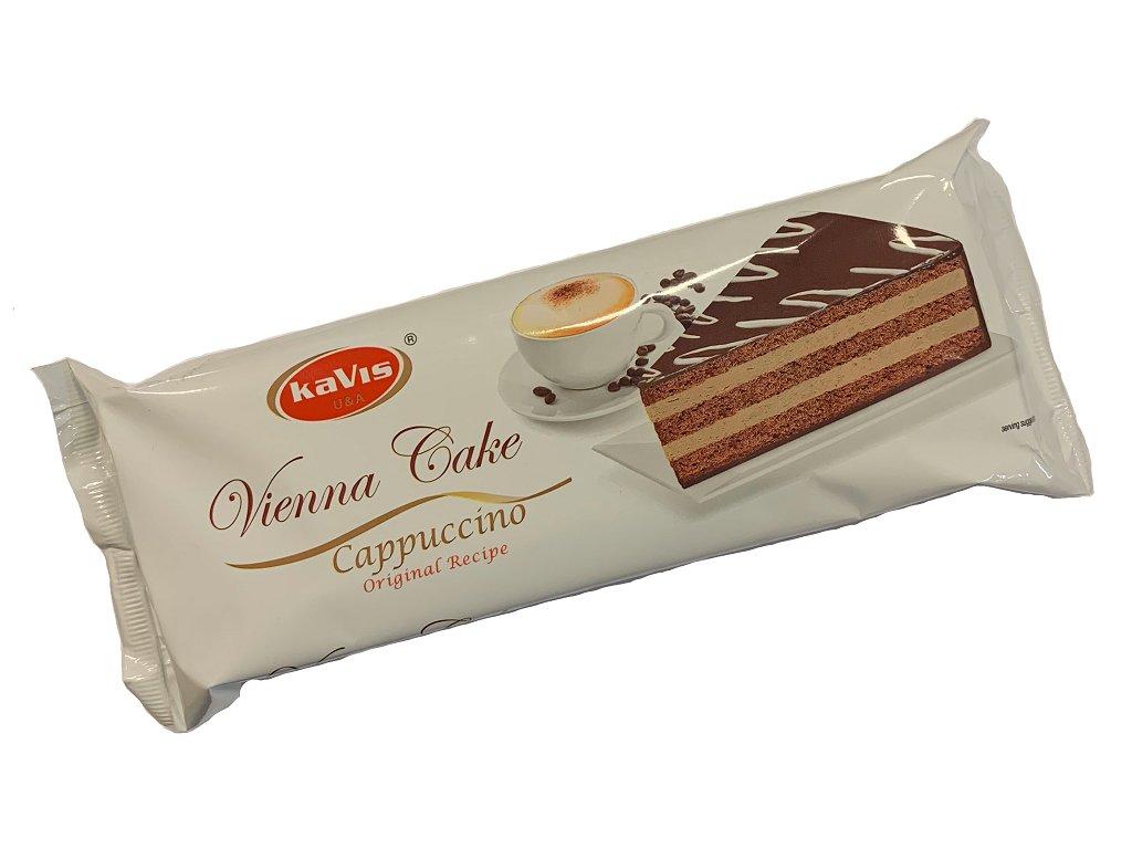 Kavis Vienna Cake 200g Cappuccino