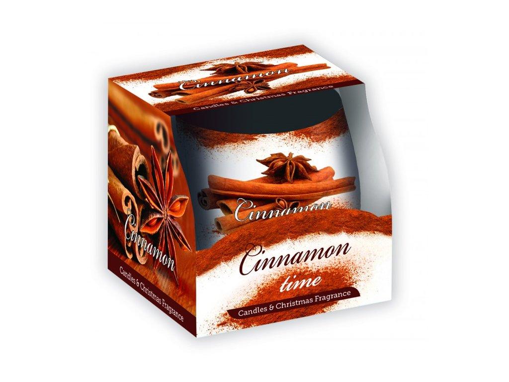 SANTO Vonné Svíčky 100g Cinnamon