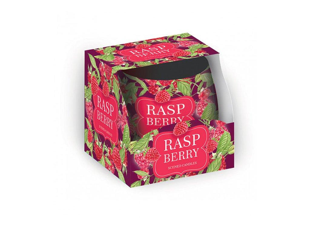 SANTO Vonné Svíčky 100g Raspberry