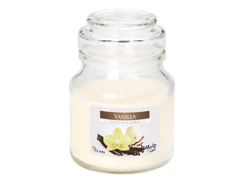 BISPOL SND71 vonné svíčky 120g Vanilka
