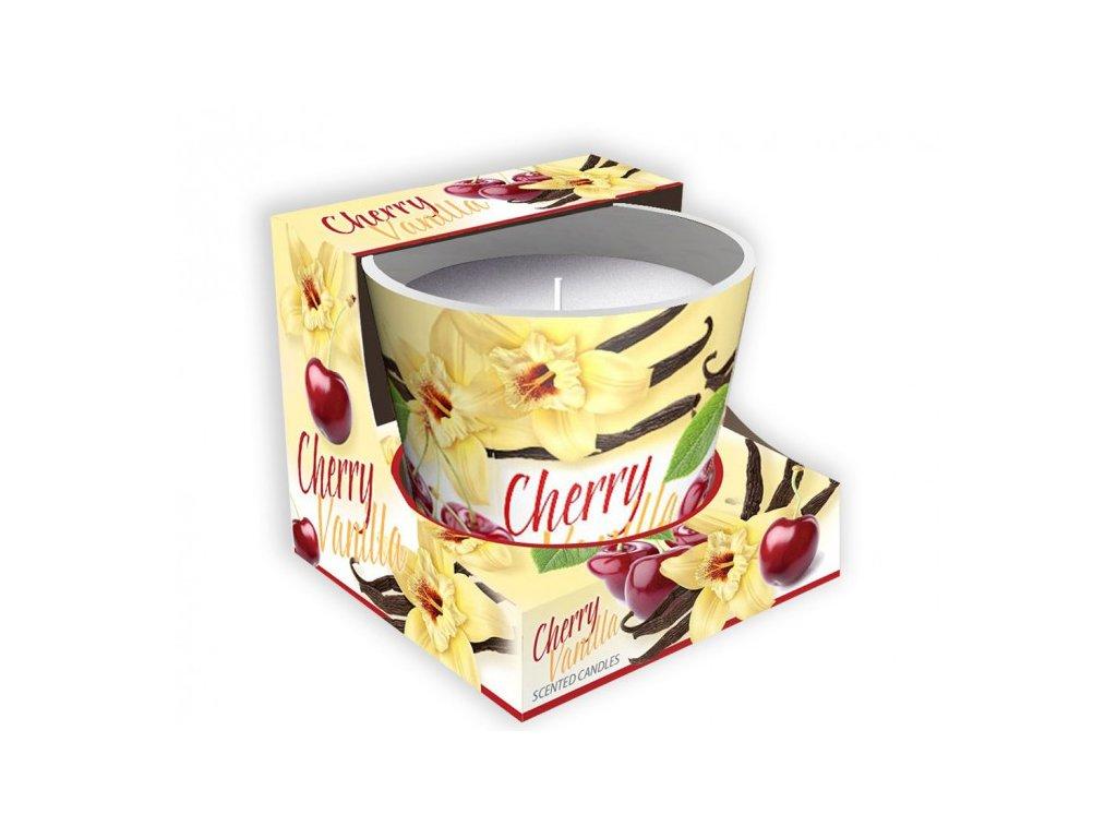 SANTO Vonné Svíčky 115g Cherry Vanilla