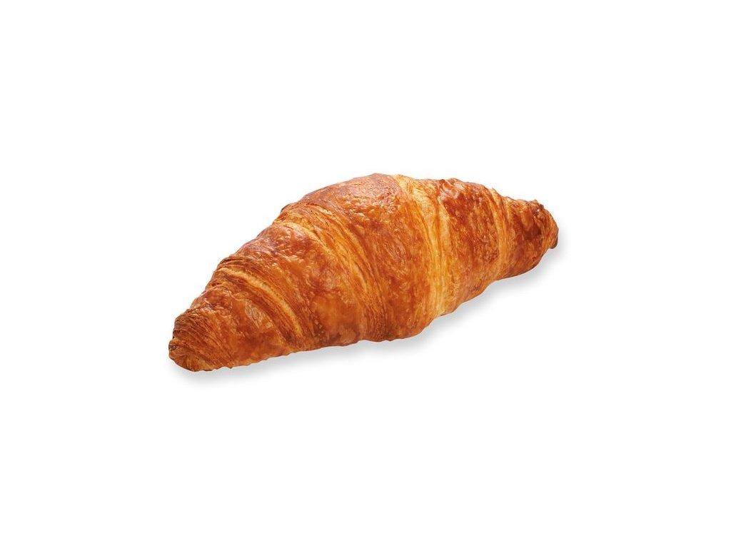 Croissant s máslem balení 80 x 65 g.Cena za kus 7 Kč