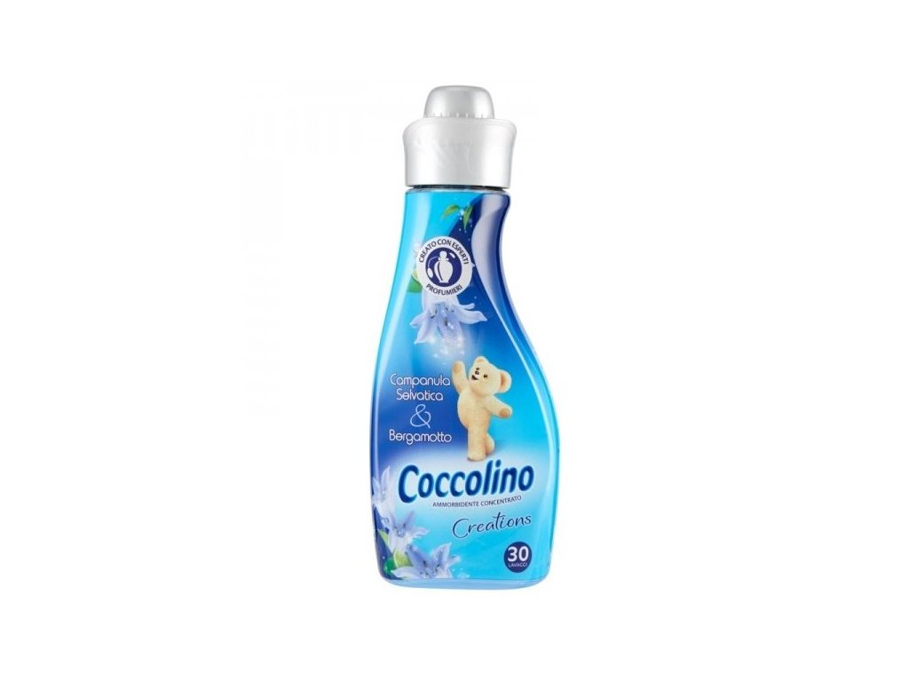 Coccolino aviváž 750ml-30W Creations Bergamotto -modré