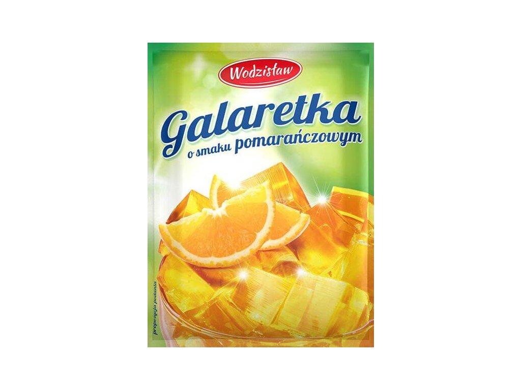 Galaretka pomeranc 75 g