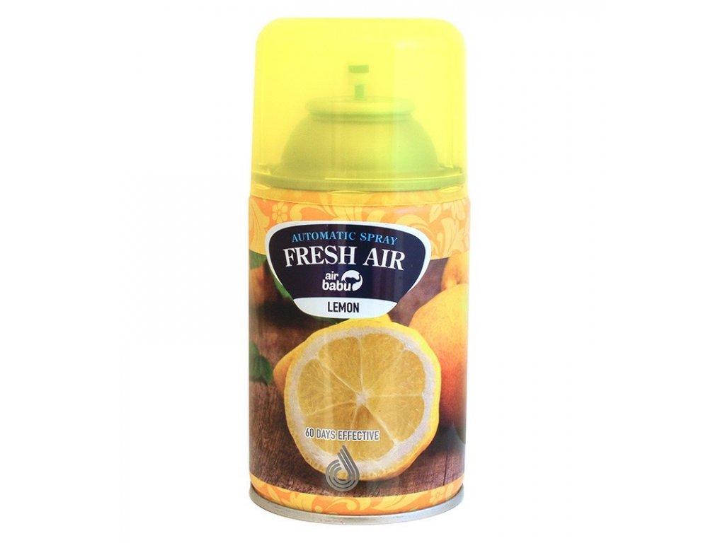 Osvěžovač vzduchu Fresh air 260 ml citron