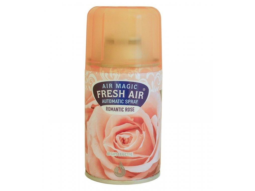 Osvěžovač vzduchu Fresh air 260 ml romantická růže