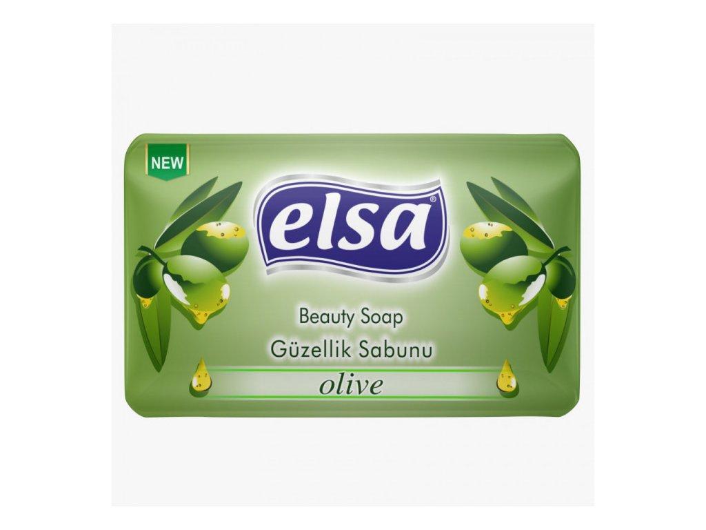 Elsa Toaletní mýdlo 60g Olive