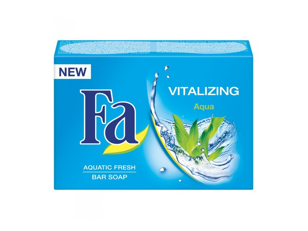 FA tuhý mýdlo 90g Vitalizing