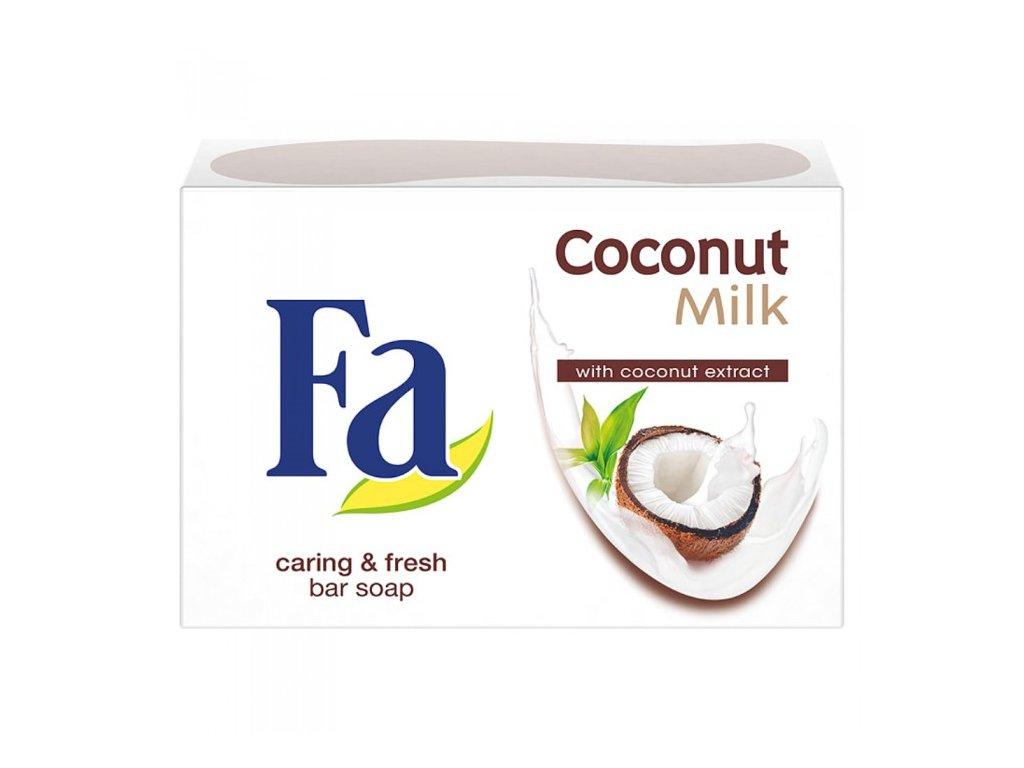 FA tuhý mýdlo 90g Coconut milk