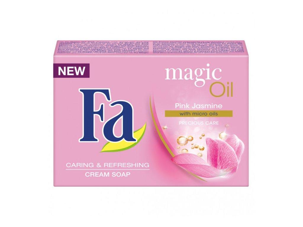 FA tuhý mýdlo 90g Magic oil Pink Jasmine