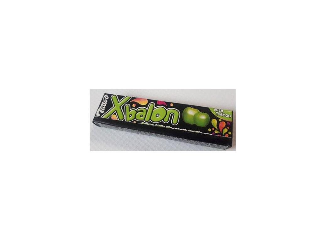 X Balon 20g jablko