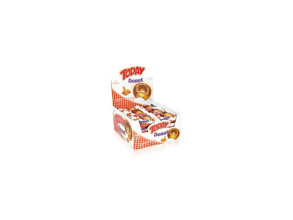 Today Donut 50 g  karamel