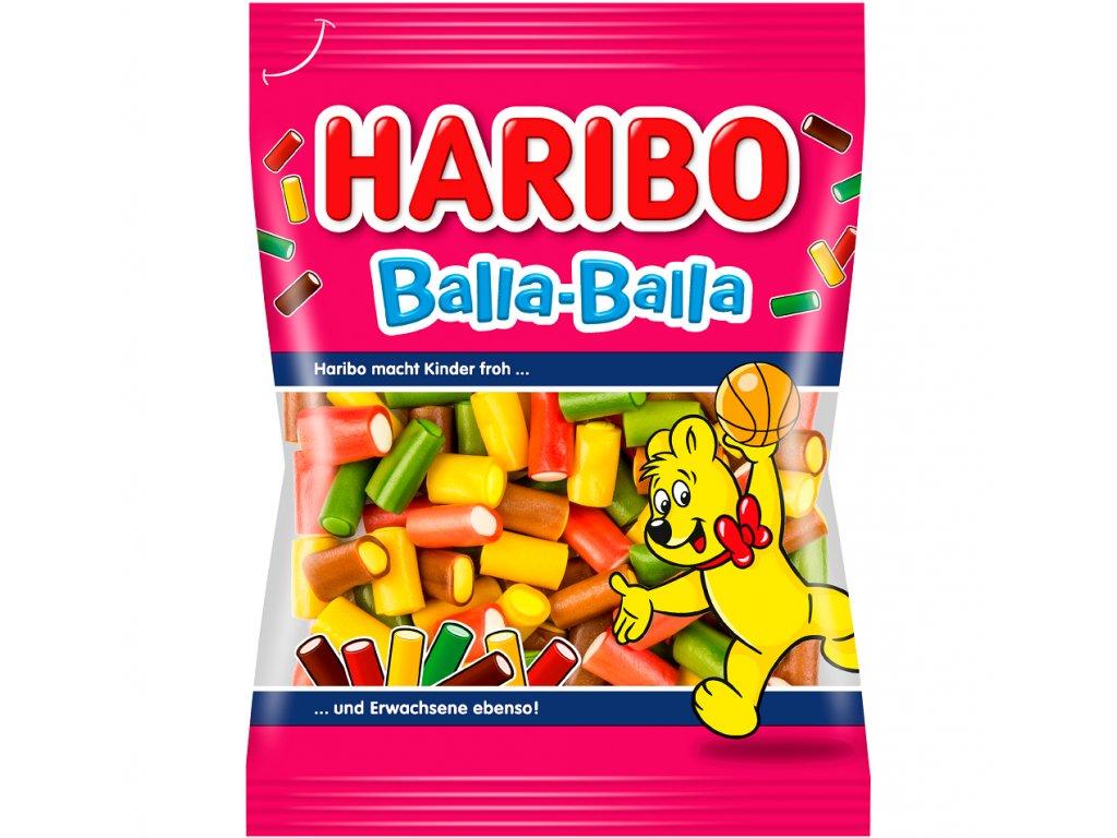 Haribo Balla balla želé s ovocnými příchutěmi 100g